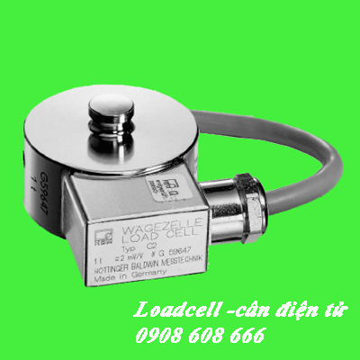 LOADCELL  C2 - HBM